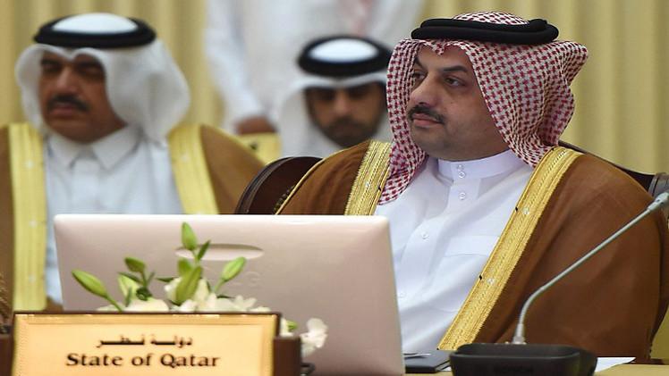 قطر تندد بتنظيم