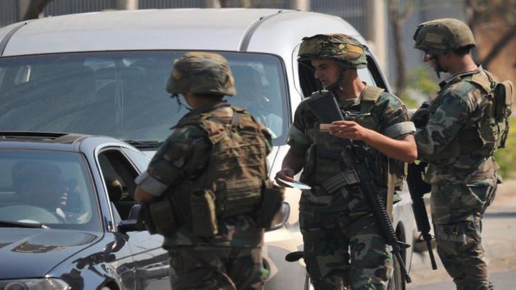 عسكريون لبنانيون مختطفون يطالبون حزب الله بالانسحاب من سورية لإطلاق سراحهم