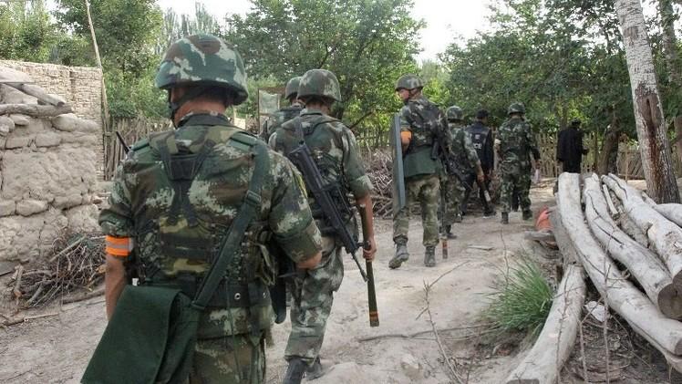 الصين .. إعدام 8 متهمين بشن هجمات إرهابية في شينجيانغ