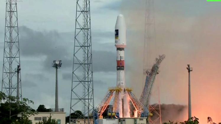 صاروخ روسي يفشل في إيصال قمرين اصطناعيين أوروبيين  إلى مدارهما