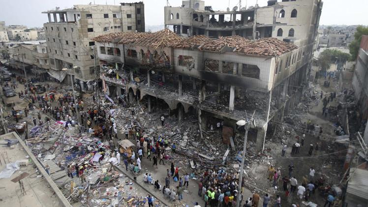 مقتل 14 شخصا في غارات إسرائيلية استهدفت قطاع غزة اليوم  وحصيلة القتلى ترتفع إلى 2117