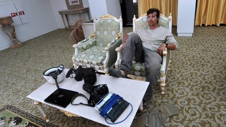 قاتل الصحفي الأمريكي جيمس فولي من أصل مصري