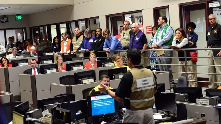 إعلان حالة الطوارئ بعد زلزال بقوة 6 درجات في شمال كاليفورنيا (فيديو)