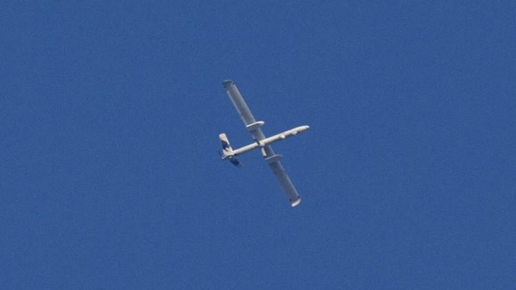 إيران تقول إنها أسقطت طائرة إسرائيلية من دون طيار كانت تحلق فوق موقع نووي