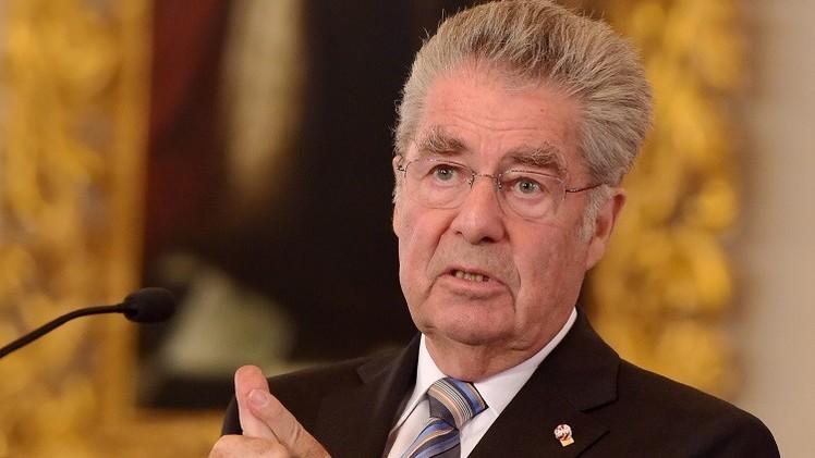 النمسا تشدد على ضرورة تطبيع العلاقات بين روسيا والاتحاد الأوروبي وأوكرانيا