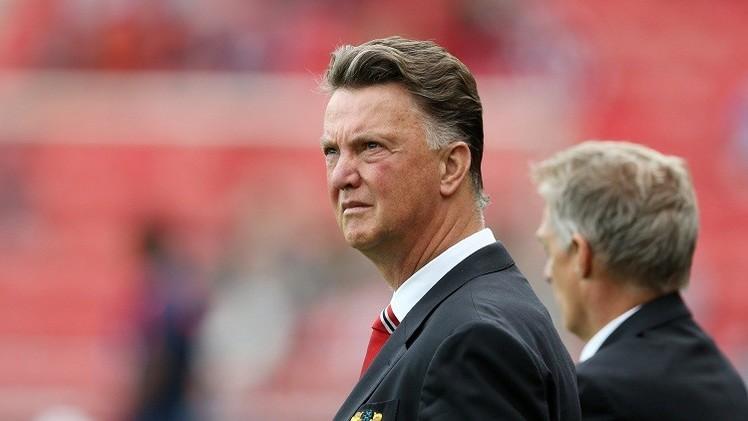فان غال يواصل بدايته الصعبة مع مانشستر يونايتد في الدوري الإنكليزي