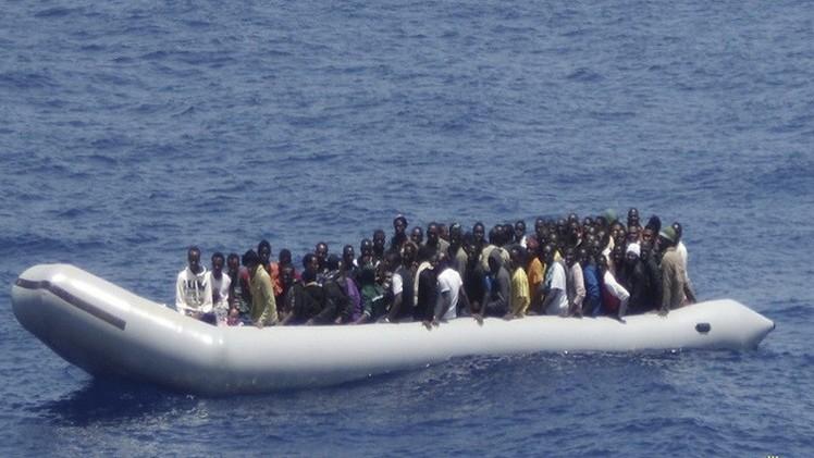 غرق أكثر من 250 مهاجرا قبالة السواحل الليبية