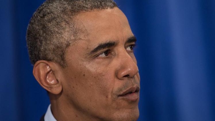 أوباما يدعو مرشحي الرئاسة في أفغانستان للاتفاق على تشكيل الحكومة