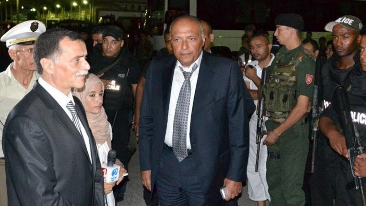 دول الجوار الليبي تعقد اجتماعها الرابع في القاهرة