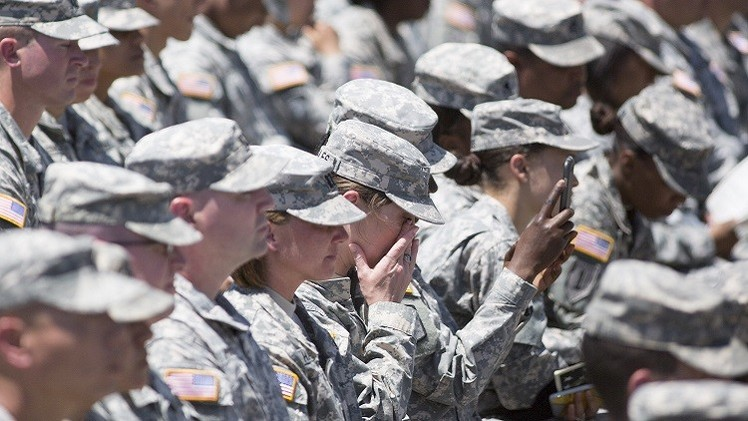 إطلاق نار في قاعدة عسكرية بولاية فيرجينيا الأمريكية