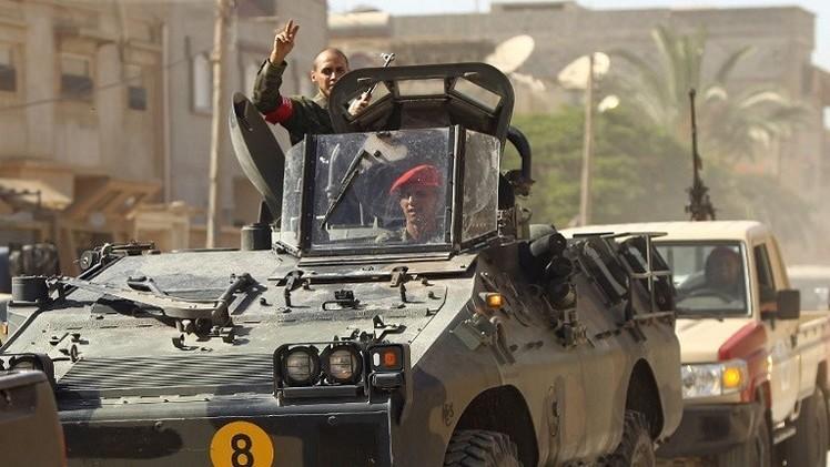 رئيس الأركان الليبي الجديد يؤدي اليمين أمام مجلس النواب