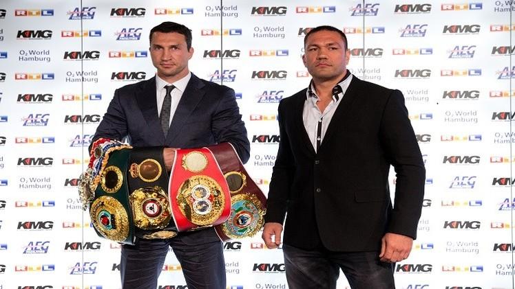 كليتشكو يؤجل نزاله ضد الملاكم البلغاري بوليف