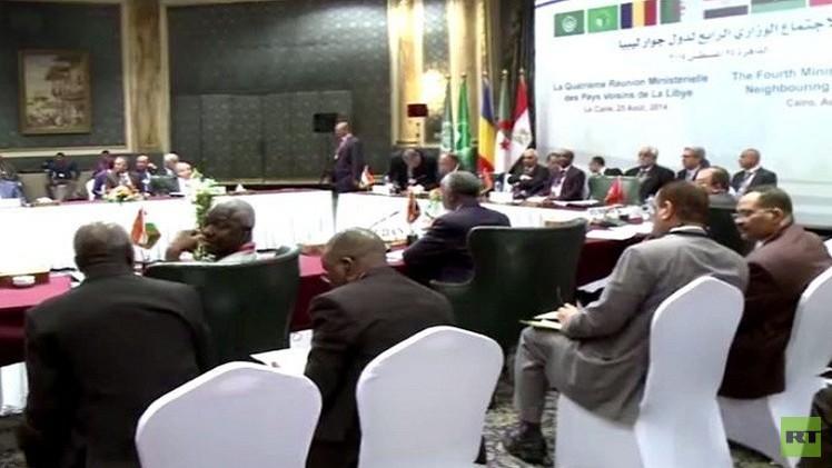 مؤتمر دول جوار ليبيا: الأولوية للحوار