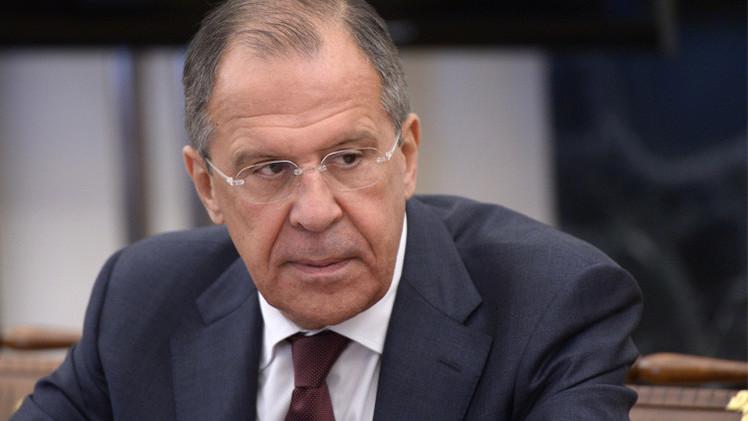 لافروف: التحدث مع روسيا بلغة العقوبات أمر غير مقبول