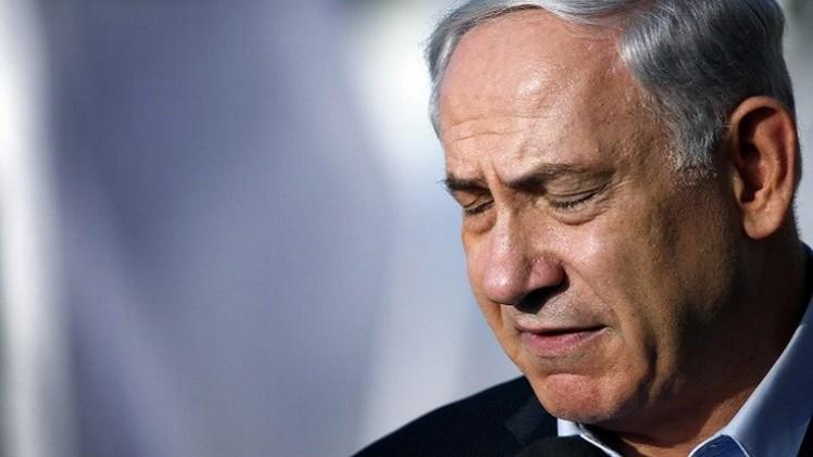 استطلاع: انخفاض شعبية نتنياهو إلى أقل من النصف منذ بدء العملية في غزة