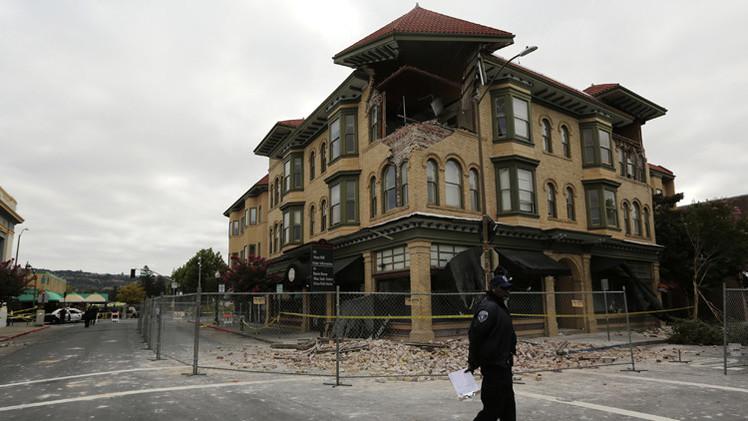 خسائر زلزال كاليفورنيا قد تتجاوز مليار دولار