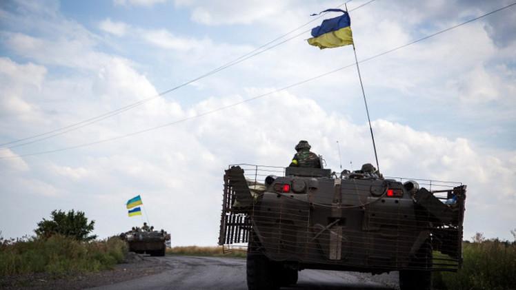 مقتل 12 عسكريا بشرق أوكرانيا.. وزيادة نشاط المسلحين جنوب وشرق مقاطعة دونيتسك