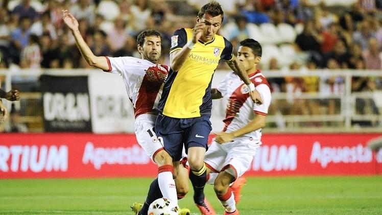 اتليتيكو مدريد يتعثر في مشوار الدفاع عن لقب بطل الليغا