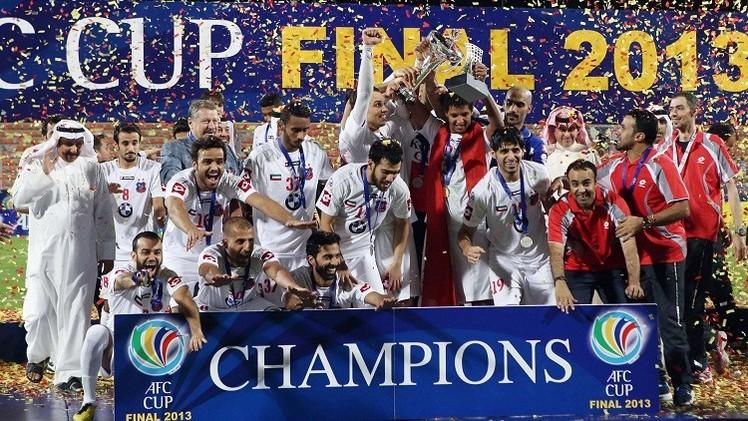 الكويت يفقد لقب كأس الاتحاد الآسيوي