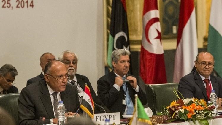 شكري: مصر لن تتورط في أي عمل عسكري داخل ليبيا
