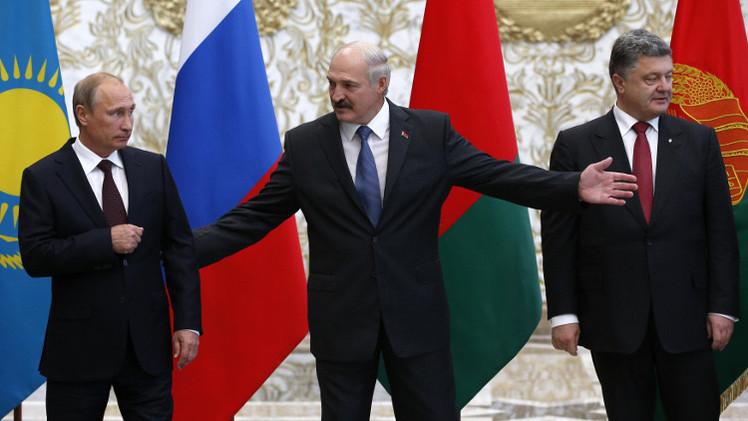 بوتين: لا يوجد حل عسكري للأزمة الأوكرانية