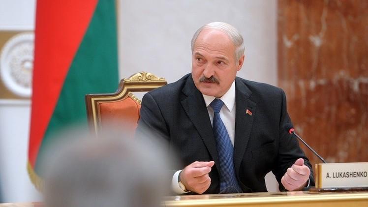 الرئيس البيلاروسي: مينسك ستكون ساحة للقاءات مجموعة الاتصال حول أوكرانيا