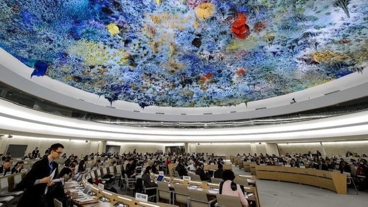 مجلس حقوق الإنسان يعقد جلسة طارئة لبحث انتهاكات