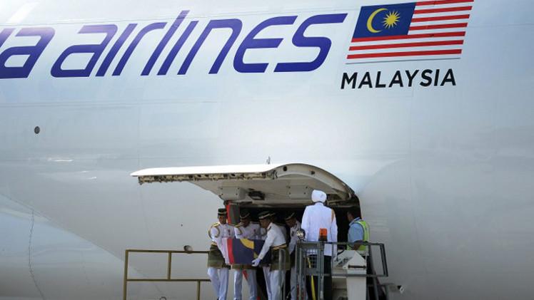 السلطات الماليزية تريد زيارة مكان تحطم