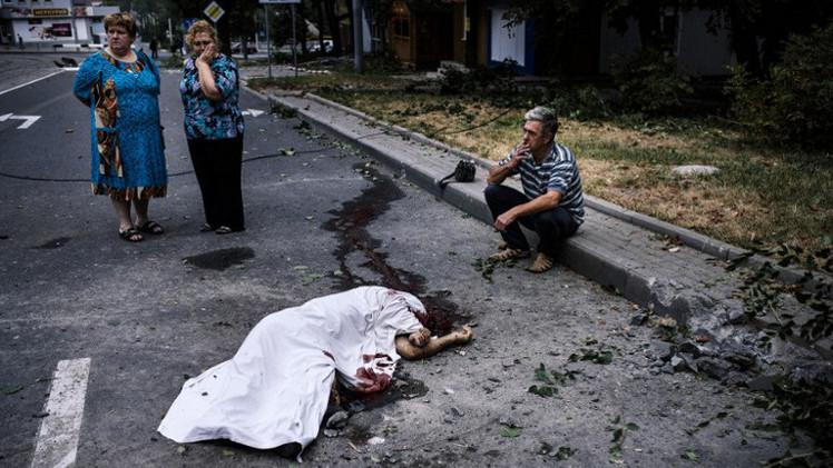 الأمم المتحدة تتهم طرفي النزاع في أوكرانيا بارتكاب جرائم