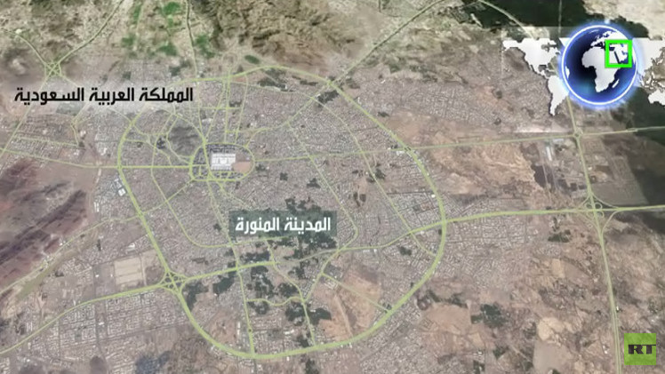 مقتل 5 أشخاص جراء انفجار خزان للغاز في المدينة المنورة