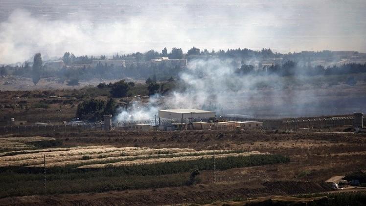 جبهة النصرة وكتائب أخرى تسيطر على معبر القنيطرة في الجولان