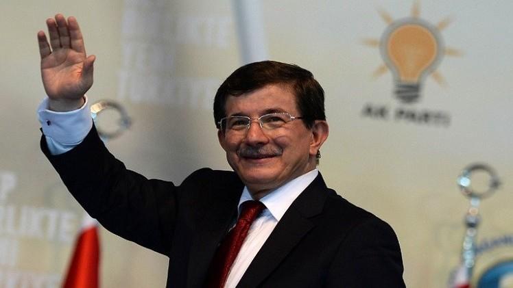 داود أوغلو: عضوية تركيا في الاتحاد الأوروبي هدف استراتيجي
