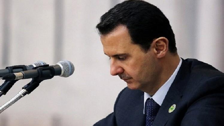 الأسد يصدر مرسوما بتشكيل الحكومة السورية الجديدة برئاسة الحلقي