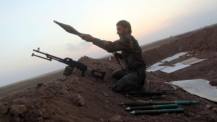 التشيك تزود كردستان العراق بالذخيرة لمواجهة تنظيم الدولة