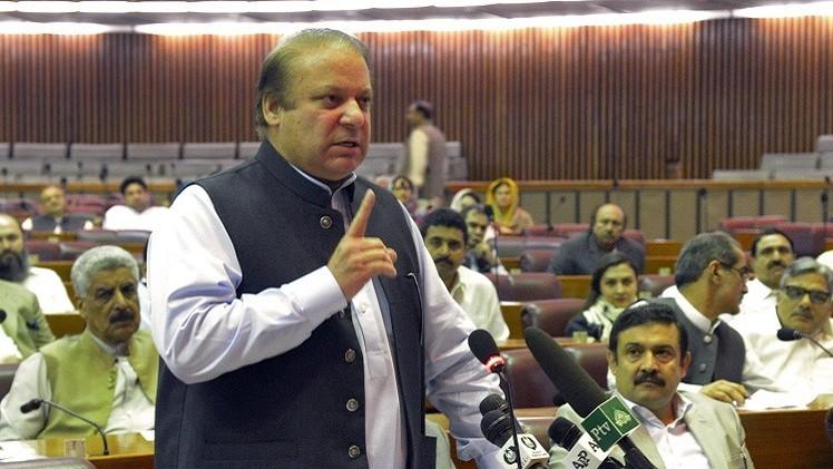 رئيس الوزراء الباكستاني يلغي زيارته إلى تركيا على خلفية احتجاجات إسلام آباد