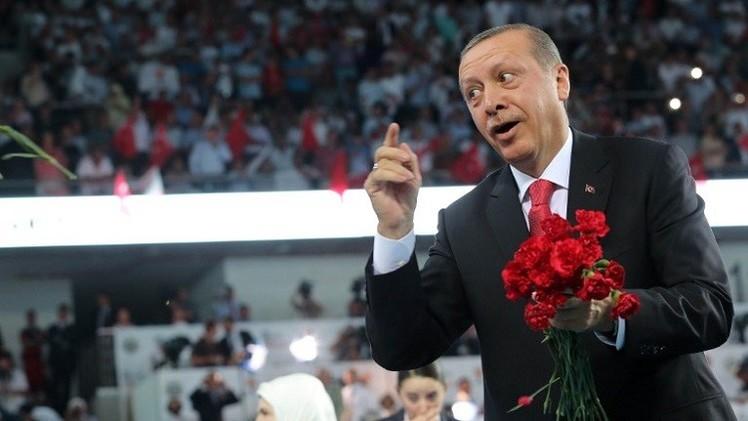 أردوغان يعلن ولادة