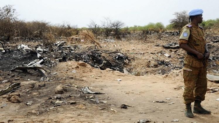 متشددون يهاجمون معسكرا للأمم المتحدة شمال شرقي مالي