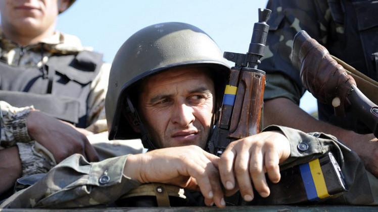 أكثر من 60 عسكريا أوكرانيا يطلبون اللجوء في روسيا