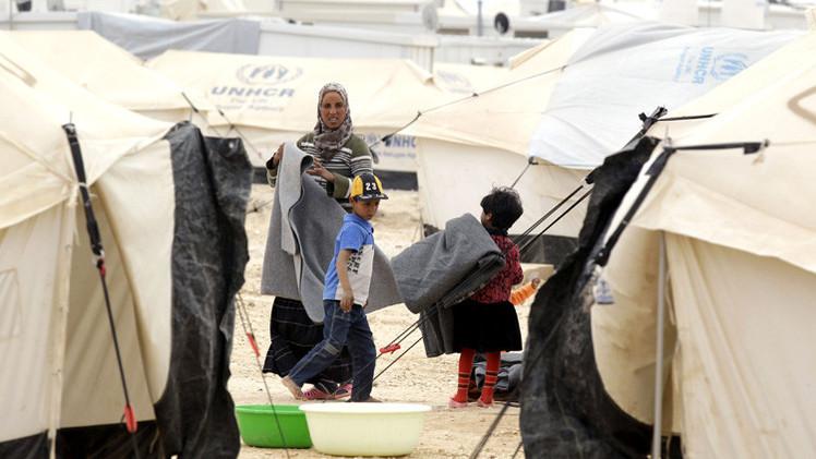 حجم الدعم المقدم للأردن لاستضافة اللاجئين السوريين بلغ نحو 55 مليون دولار في 8 أشهر