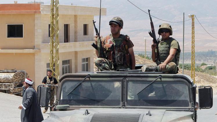 مقتل جندي واصابة 3 باشتباكات في محيط عرسال بين الجيش اللبناني ومسلحين