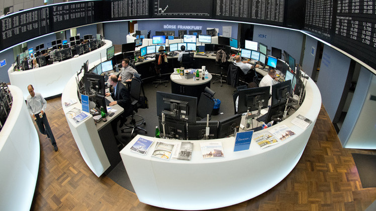 الأسهم الأوروبية تتراجع في تداولات الخميس