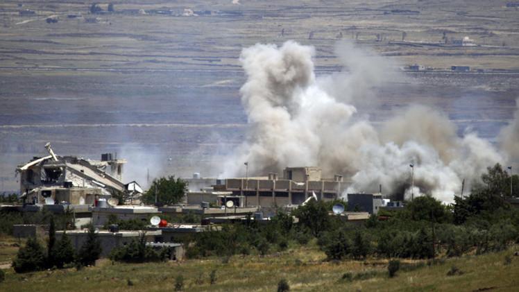 مراسلنا: الجيش السوري يستعيد السيطرة على قرى في القطاع الأوسط من القنيطرة
