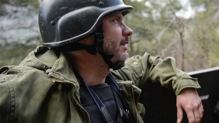 مدفيديف يعرب عن قلقه بشأن مصير مصور روسي مفقود في شرق أوكرانيا