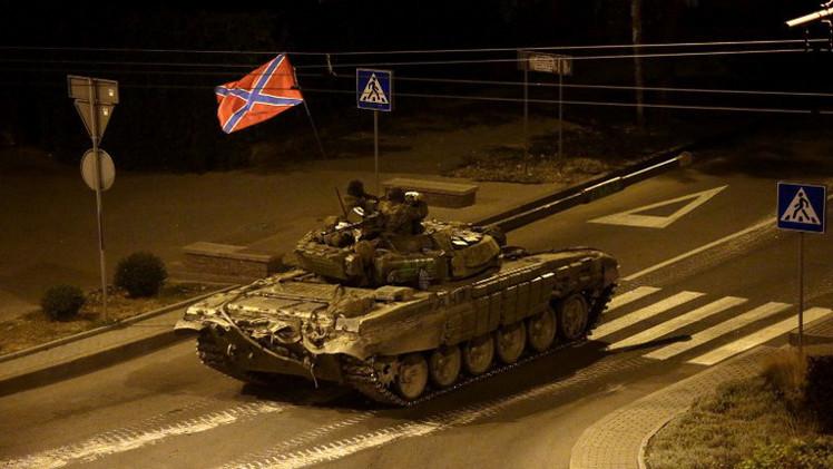 موسكو تنفي وجود أية قوات روسية في أوكرانيا