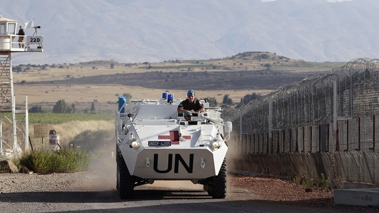 مجلس الأمن يطالب بالإفراج فورا عن جنود قوات حفظ السلام في الجولان