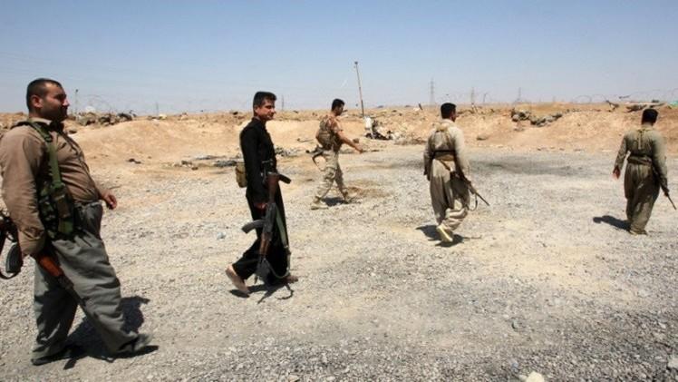 البيشمركة تتمكن من السيطرة على 7 قرى في محيط سد الموصل