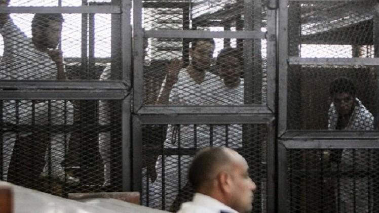 الحكم بسجن  18 متهما ينتمون للإخوان في مصر لمدد اقصاها 28 عاما