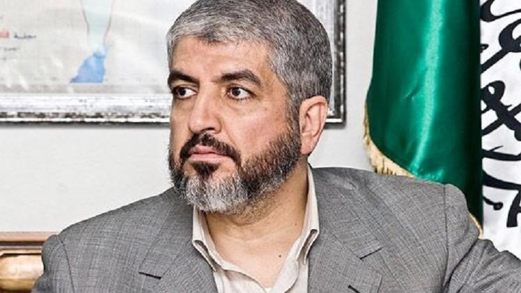 مشعل يدعو مصر لفتح معبر رفح الحدودي مع غزة