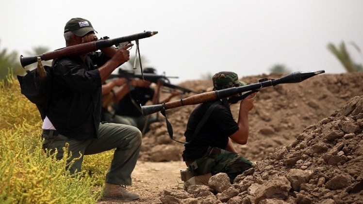 الجيش العراقي يعلن تقدمه باتجاه آمرلي بعد استعادة السيطرة على عدد من القرى