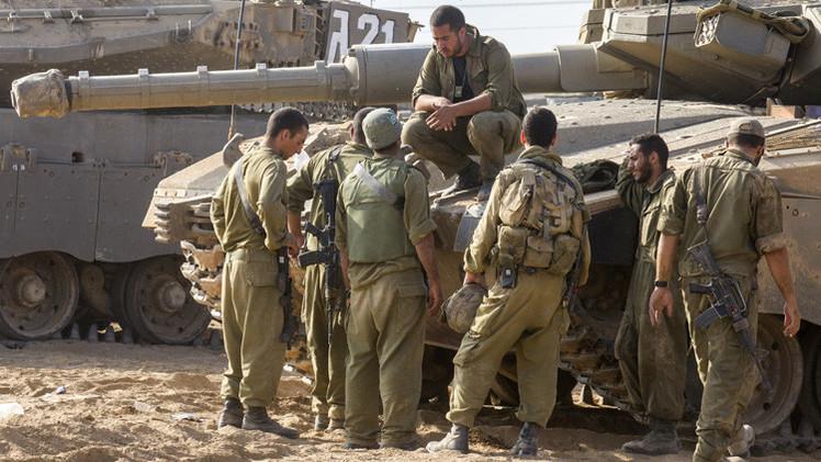 ارتفاع  عدد القتلى الاسرائيليين في الحرب على غزة الى واحد وسبعين